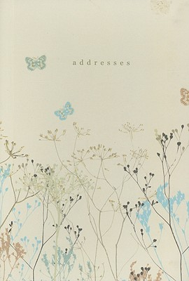Butterflies Address Book By Peter Pauper Press (COR)